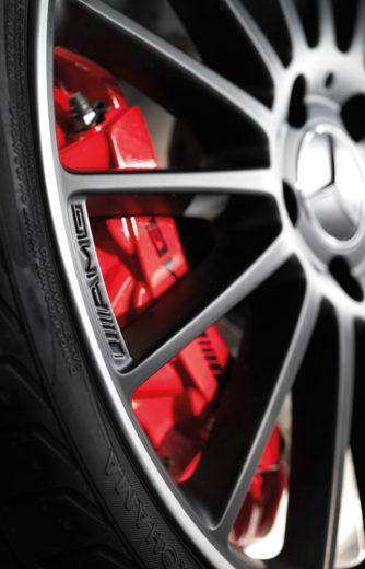Mercedes-Benz C63 AMG Affalterbach Edition for Canada 5