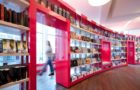 Modern Bookcase by Cube Architects 2