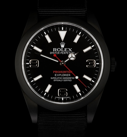 New Limited Edition Explorer from Rolex