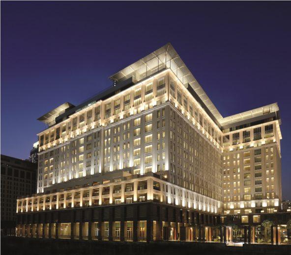 New Ritz Carlton Hotel in Dubai