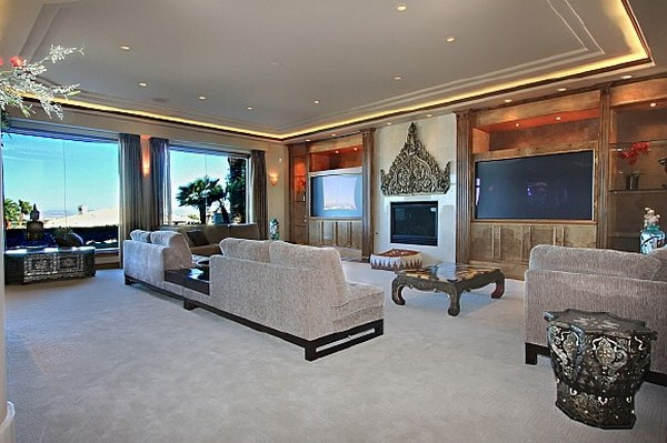 Nicolas Cage's Former Los Angeles Mansion for Sale - Luxury Magazine 7