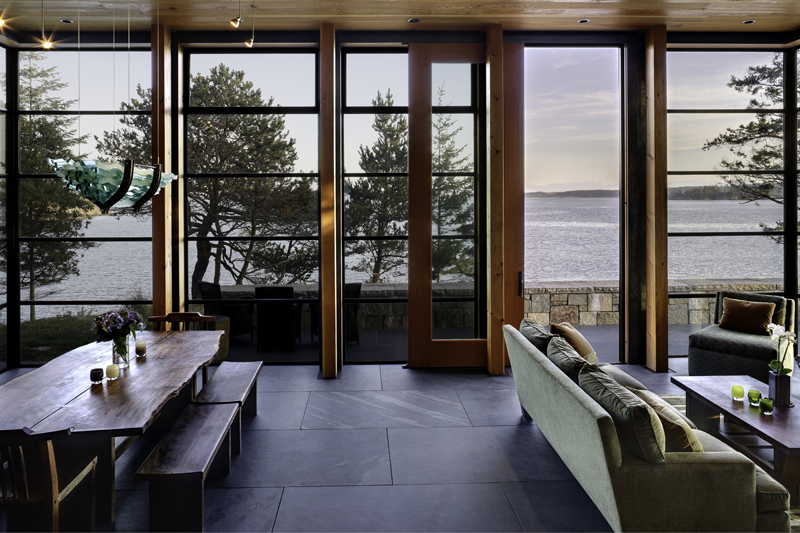 North Bay Residence in Washington State 9