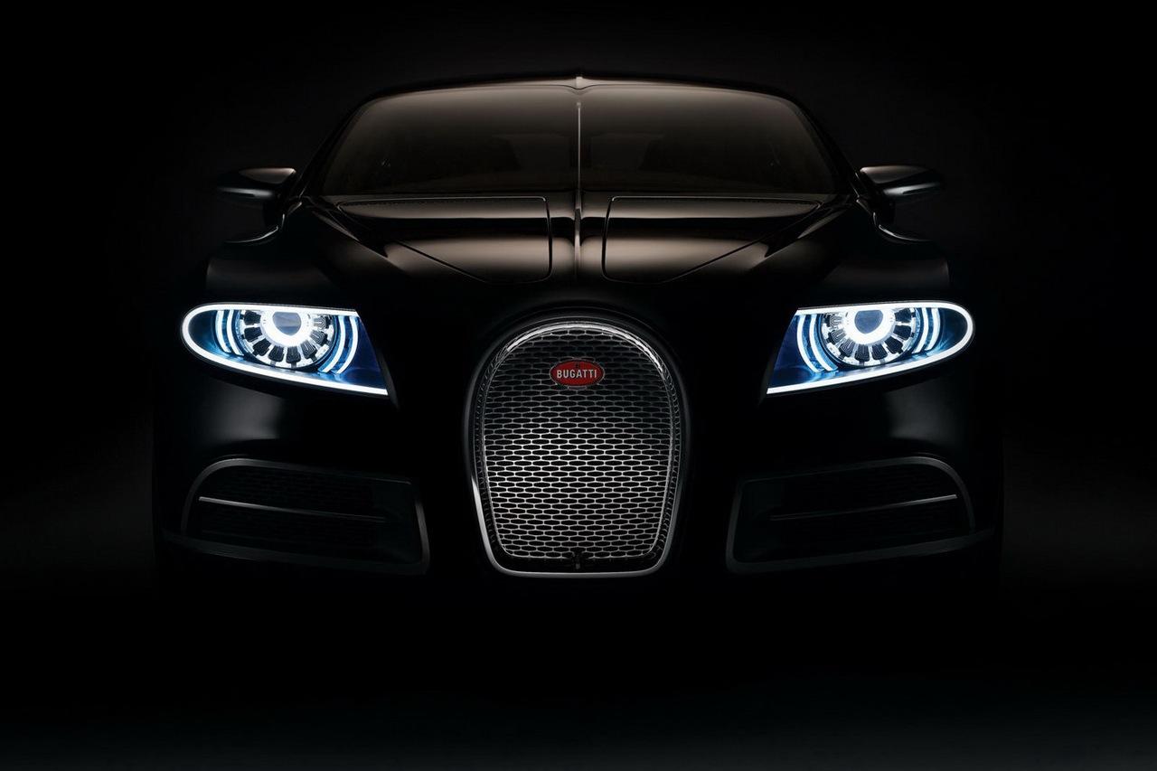 The Bugatti 16 C Galibier Seen Outdoors 1