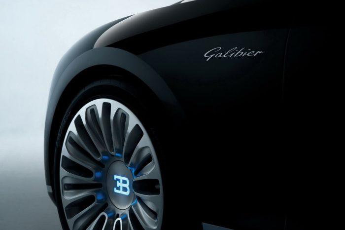 The Bugatti 16 C Galibier Seen Outdoors 10