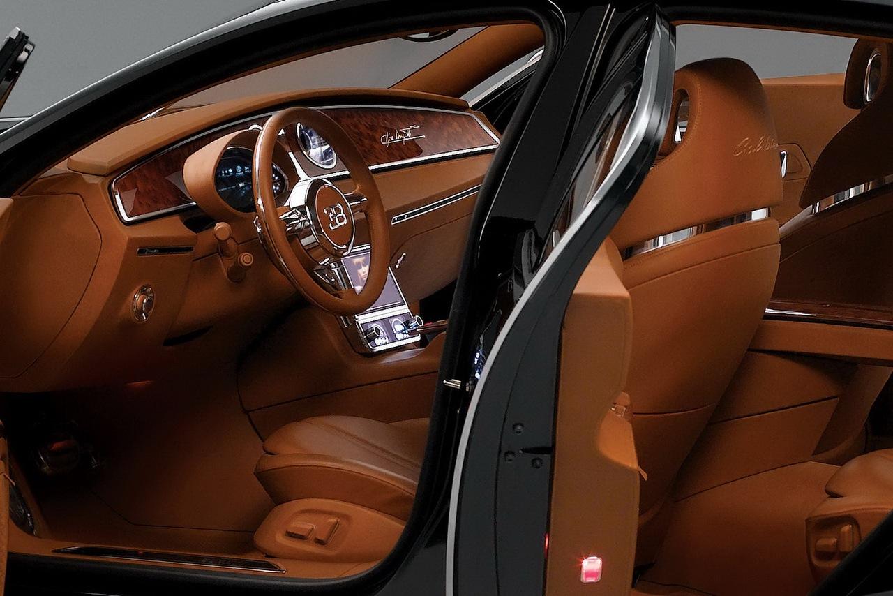The Bugatti 16 C Galibier Seen Outdoors 14