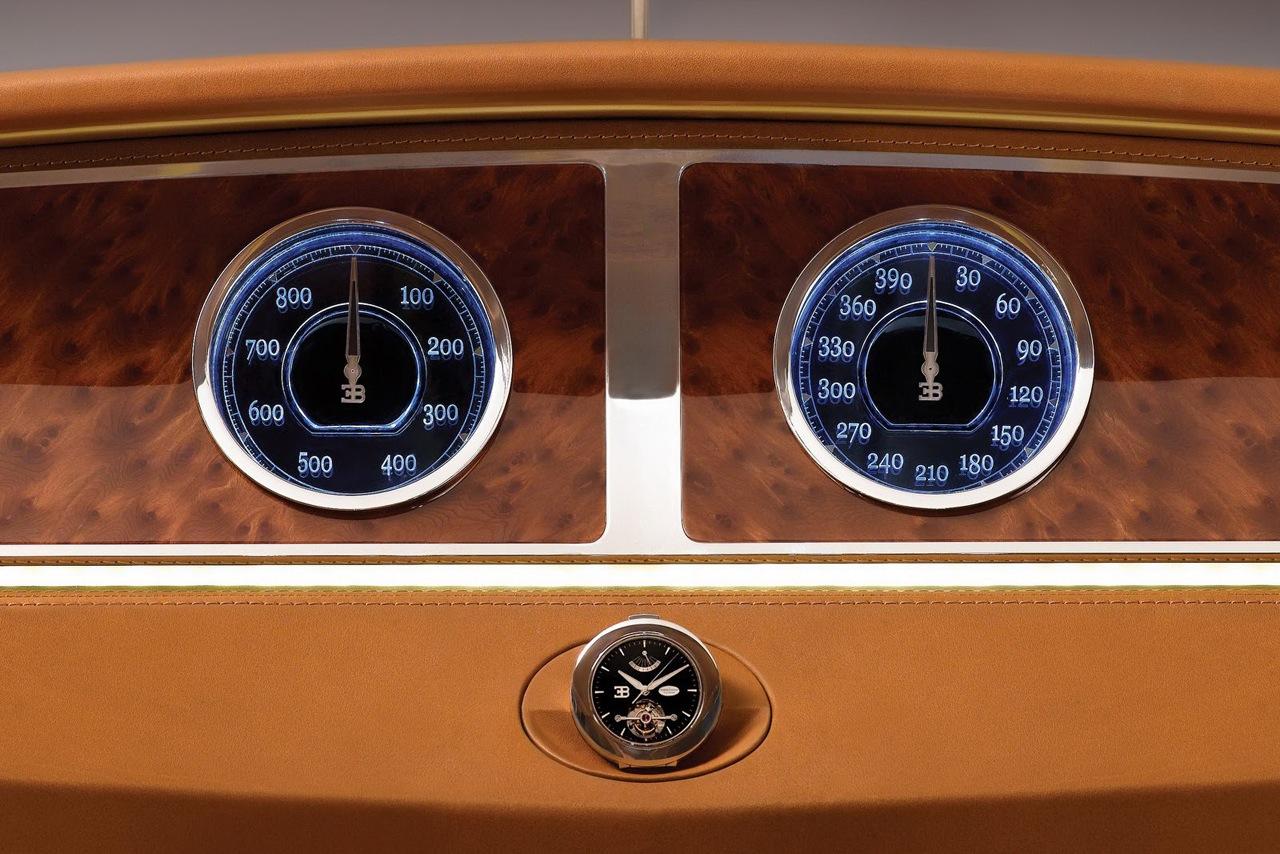 The Bugatti 16 C Galibier Seen Outdoors 16