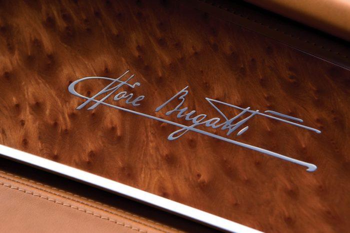 The Bugatti 16 C Galibier Seen Outdoors 19