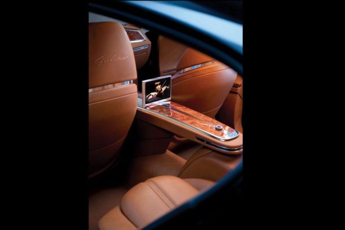 The Bugatti 16 C Galibier Seen Outdoors 21