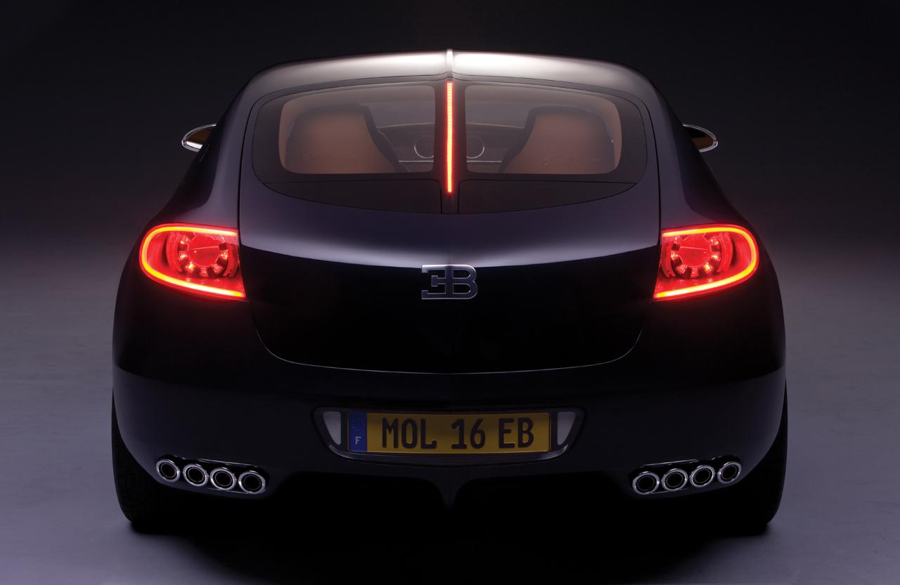 The Bugatti 16 C Galibier Seen Outdoors 25