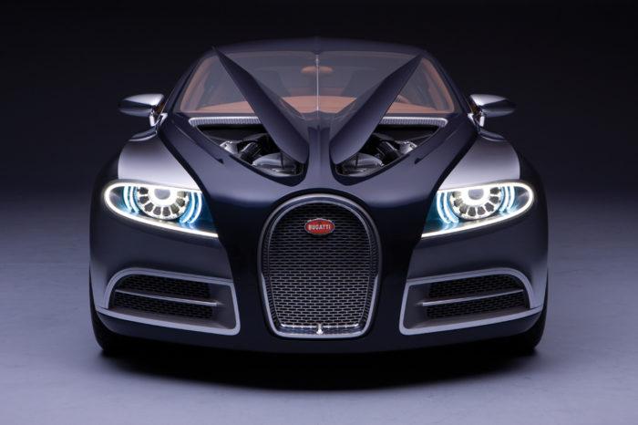The Bugatti 16 C Galibier Seen Outdoors 26