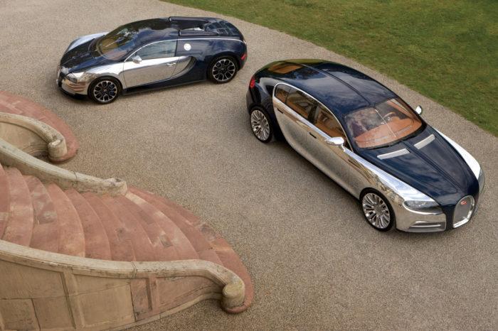 The Bugatti 16 C Galibier Seen Outdoors 27