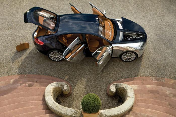 The Bugatti 16 C Galibier Seen Outdoors 28