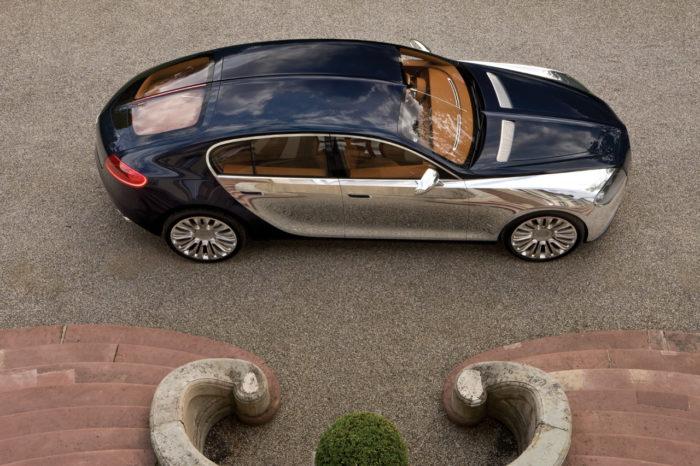The Bugatti 16 C Galibier Seen Outdoors 29