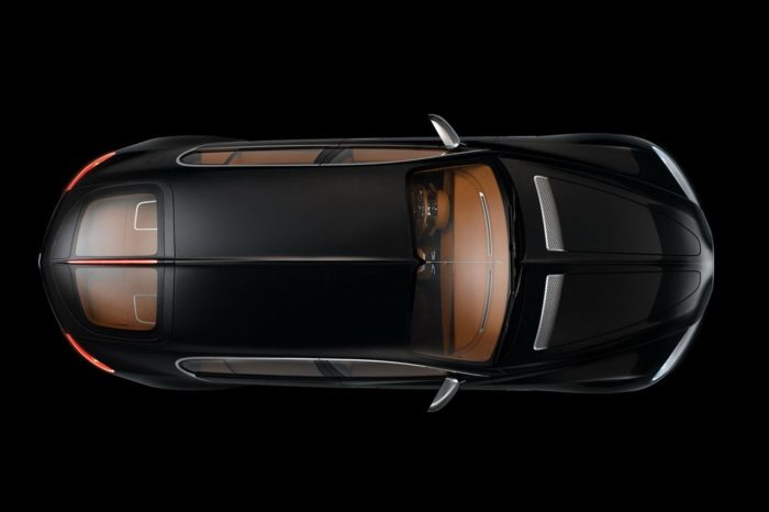 The Bugatti 16 C Galibier Seen Outdoors 3