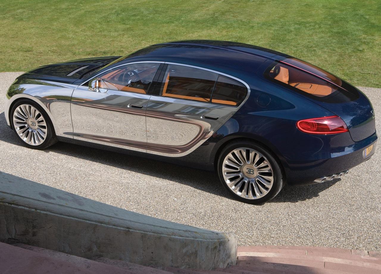 The Bugatti 16 C Galibier Seen Outdoors 31