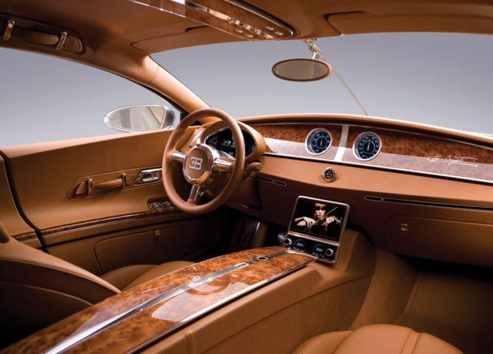 The Bugatti 16 C Galibier Seen Outdoors 33