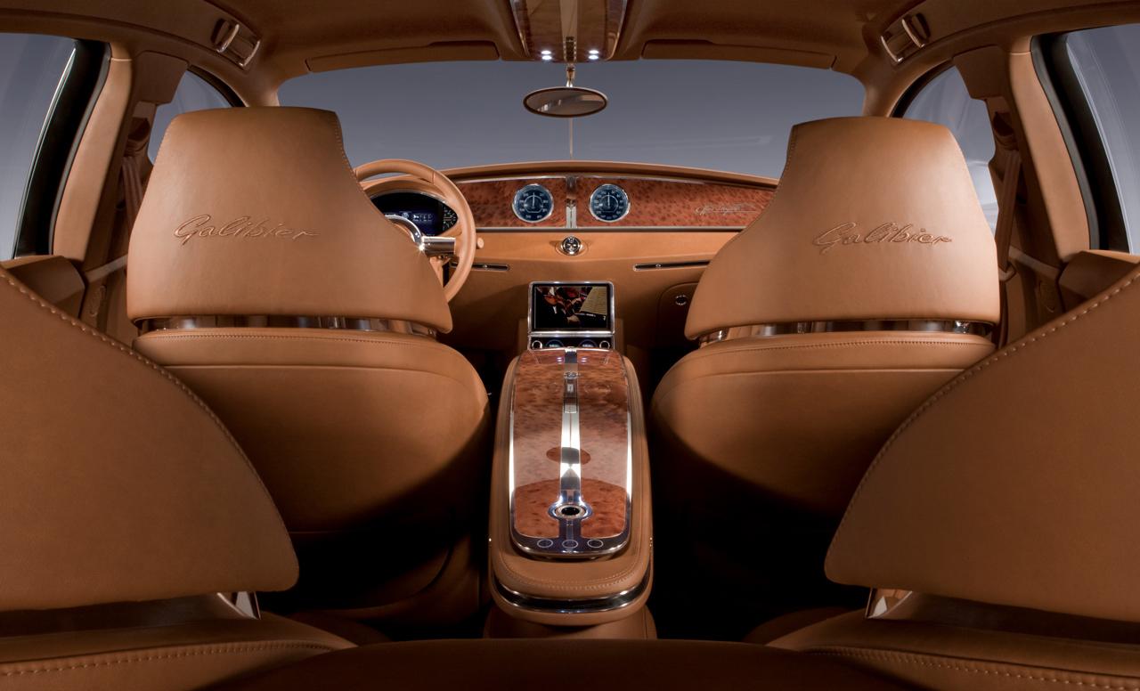 The Bugatti 16 C Galibier Seen Outdoors 34