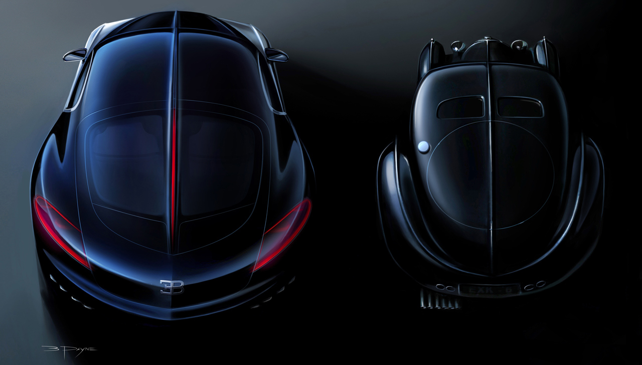 The Bugatti 16 C Galibier Seen Outdoors 37