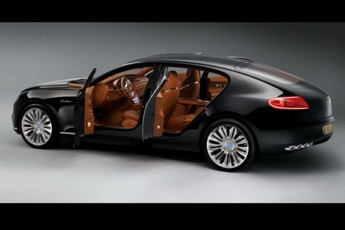 The Bugatti 16 C Galibier Seen Outdoors 4