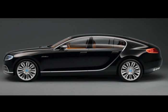 The Bugatti 16 C Galibier Seen Outdoors 5