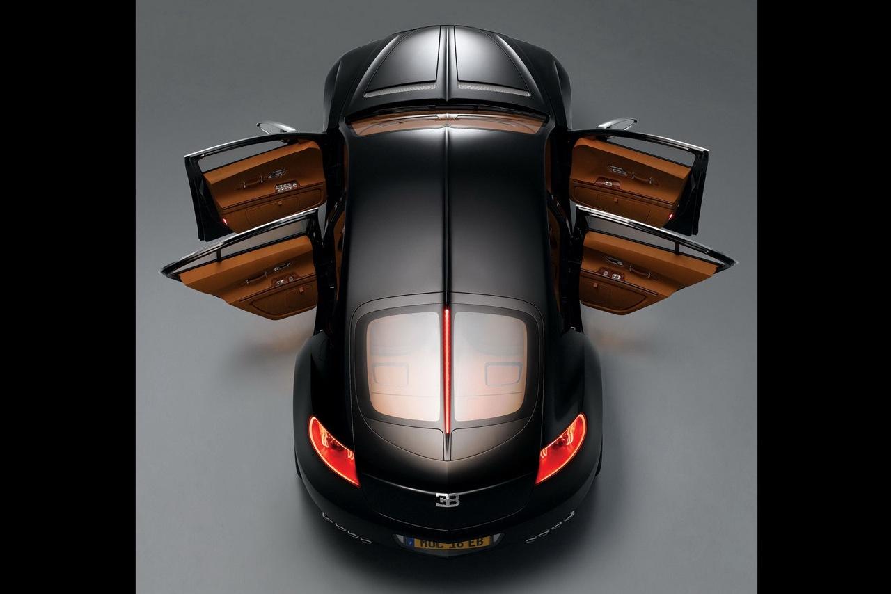 The Bugatti 16 C Galibier Seen Outdoors 6