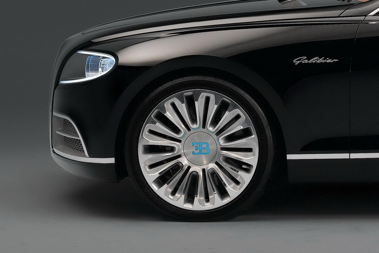 The Bugatti 16 C Galibier Seen Outdoors 7