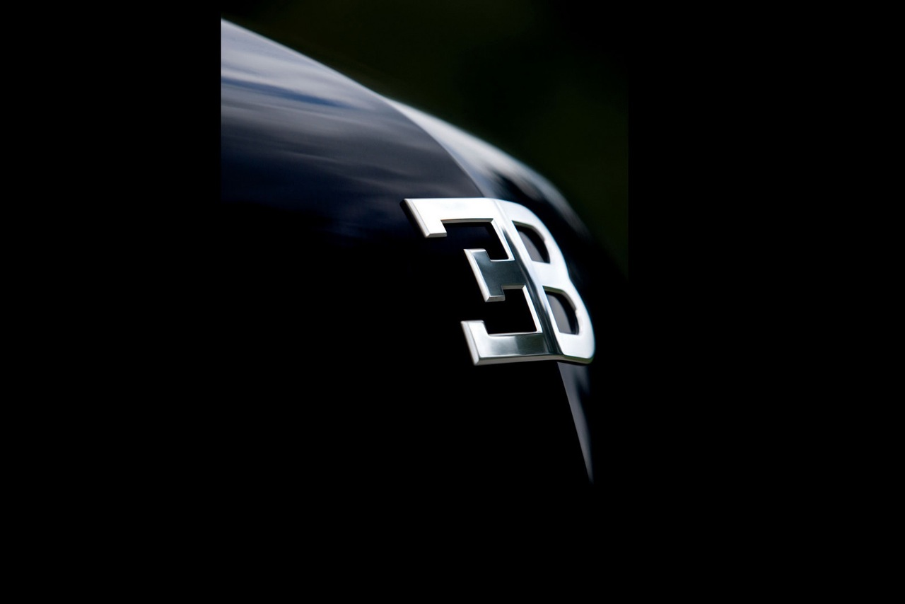 The Bugatti 16 C Galibier Seen Outdoors 8