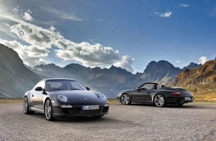 Porsche 911 Black Edition Is Ready to Impress 6