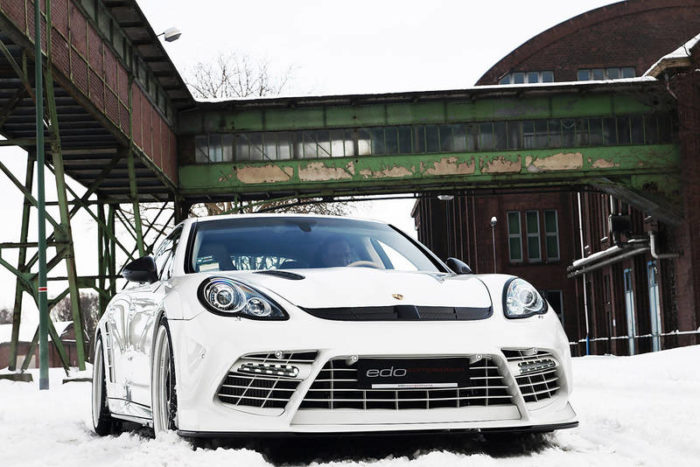 Porsche Panamera Turbo 'Moby Dick' by Edo 13