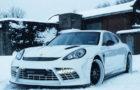 Porsche Panamera Turbo 'Moby Dick' by Edo 2