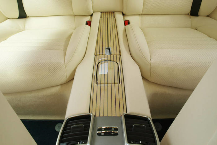 Porsche Panamera Turbo 'Moby Dick' by Edo 25
