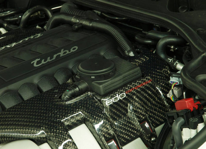 Porsche Panamera Turbo 'Moby Dick' by Edo 27