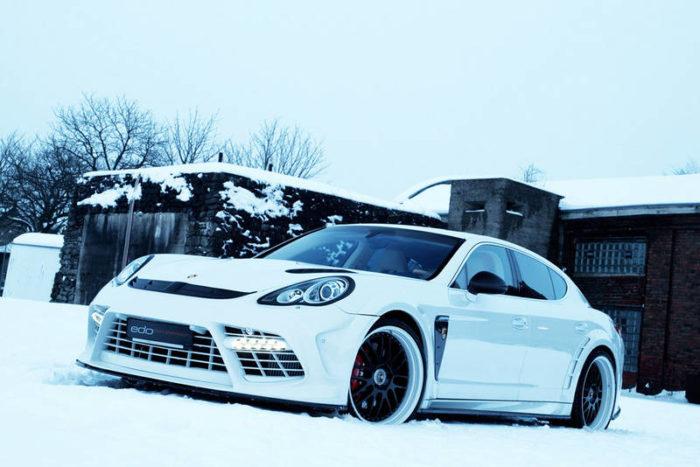 Porsche Panamera Turbo 'Moby Dick' by Edo 3