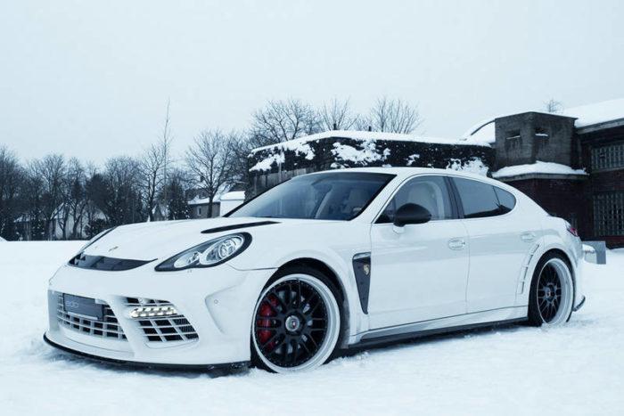 Porsche Panamera Turbo 'Moby Dick' by Edo 4