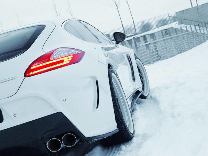 Porsche Panamera Turbo 'Moby Dick' by Edo 5