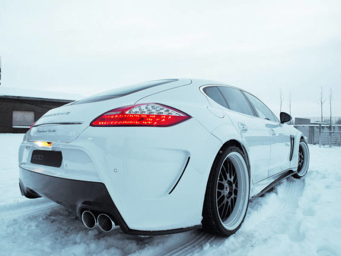 Porsche Panamera Turbo 'Moby Dick' by Edo 7