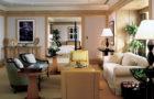 Presidential Suite at Ritz Carlton