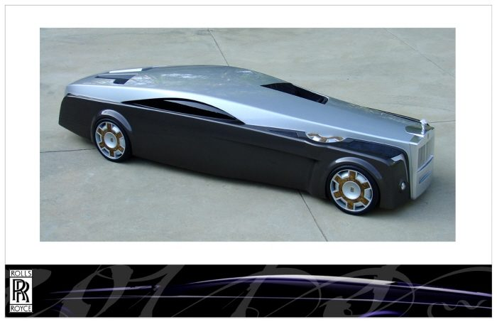 Rolls Royce Apparition Project 1