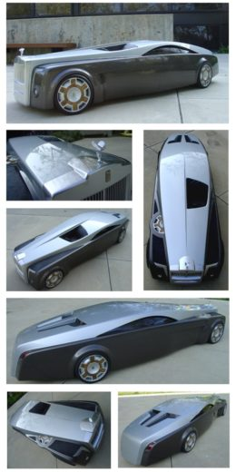Rolls Royce Apparition Project