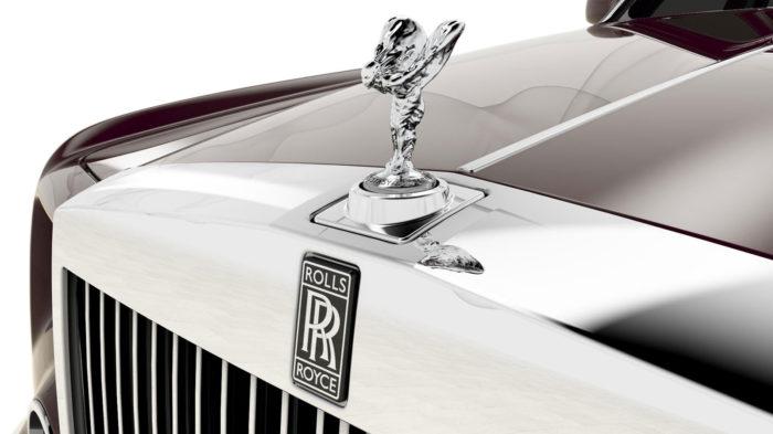 Rolls Royce Spirit of Ecstasy Centenary Collection