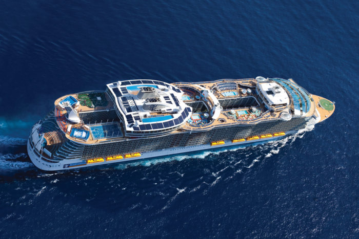 Sheer Luxury on the Largest Cruise Ship, Allure of the Seas 1
