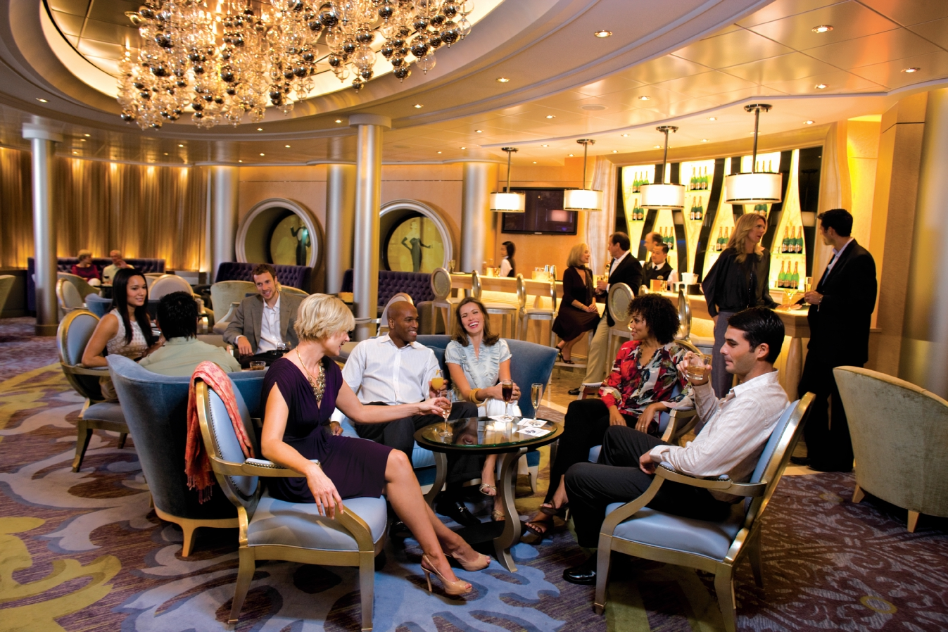 Sheer Luxury on the Largest Cruise Ship, Allure of the Seas 10