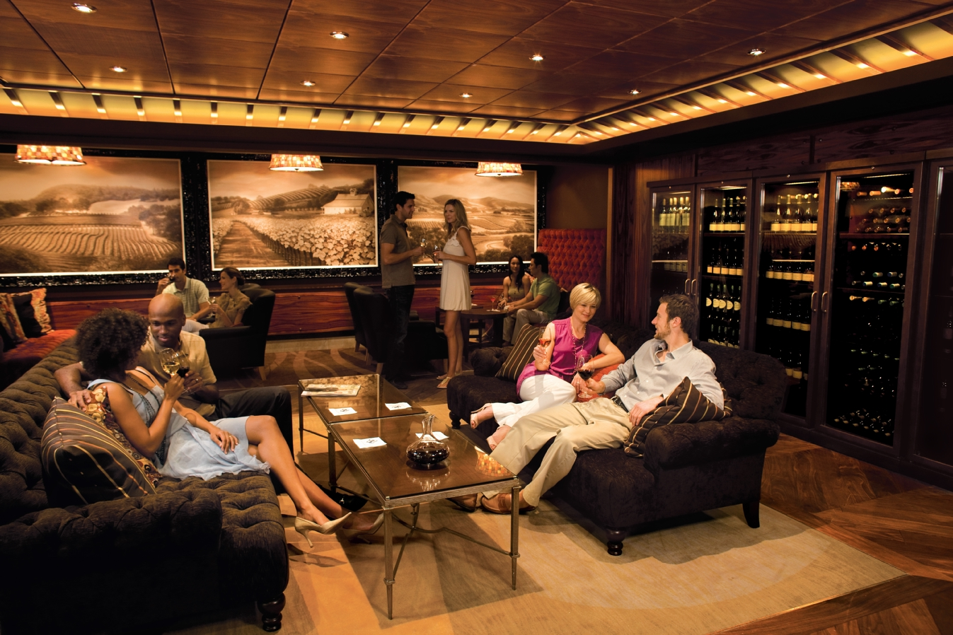 Sheer Luxury on the Largest Cruise Ship, Allure of the Seas 11