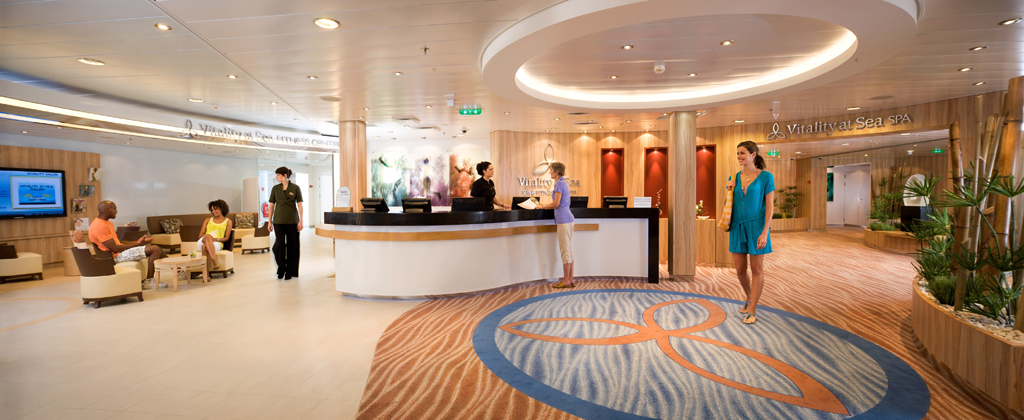 Sheer Luxury on the Largest Cruise Ship, Allure of the Seas 12