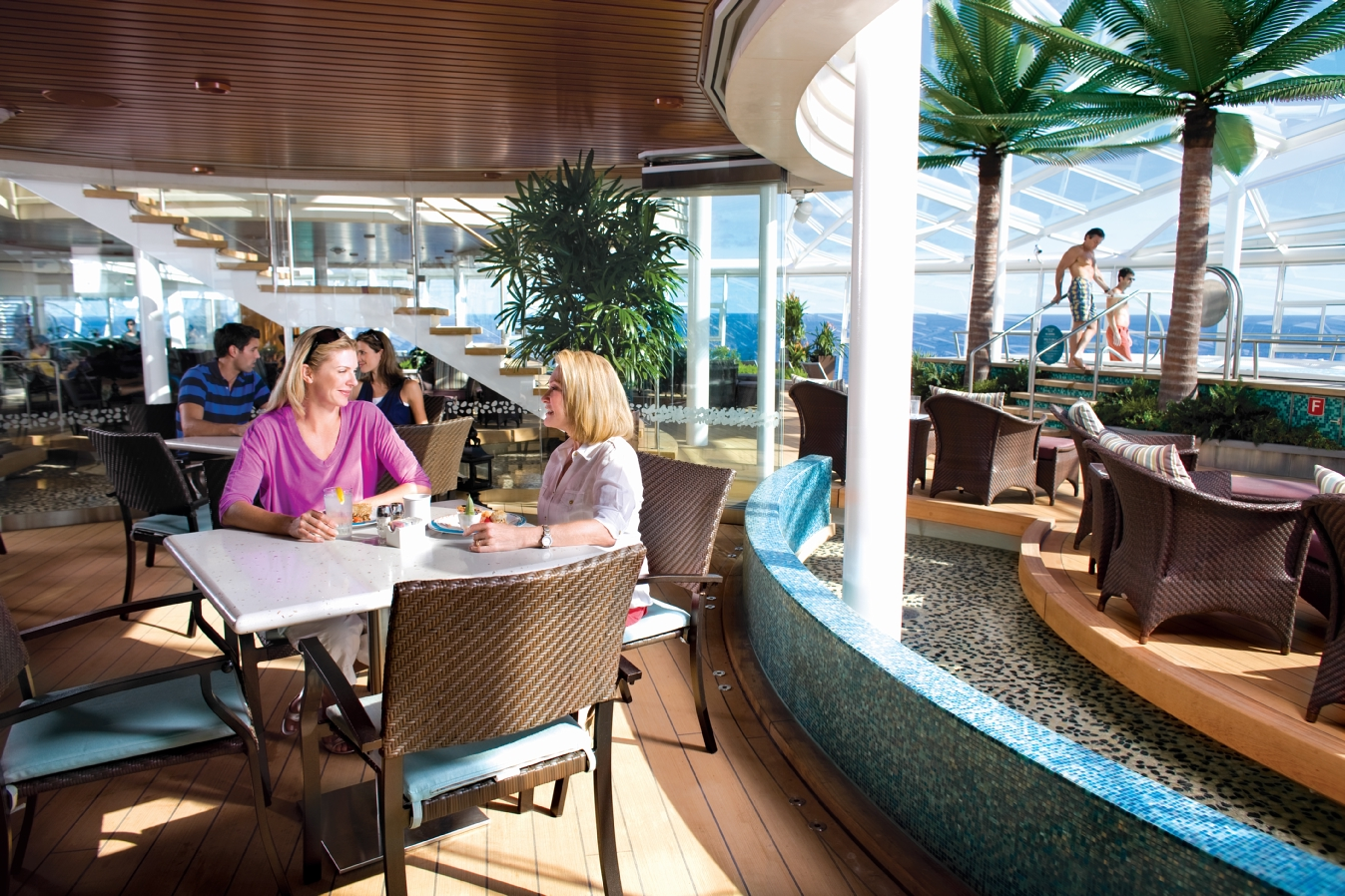 Sheer Luxury on the Largest Cruise Ship, Allure of the Seas 18