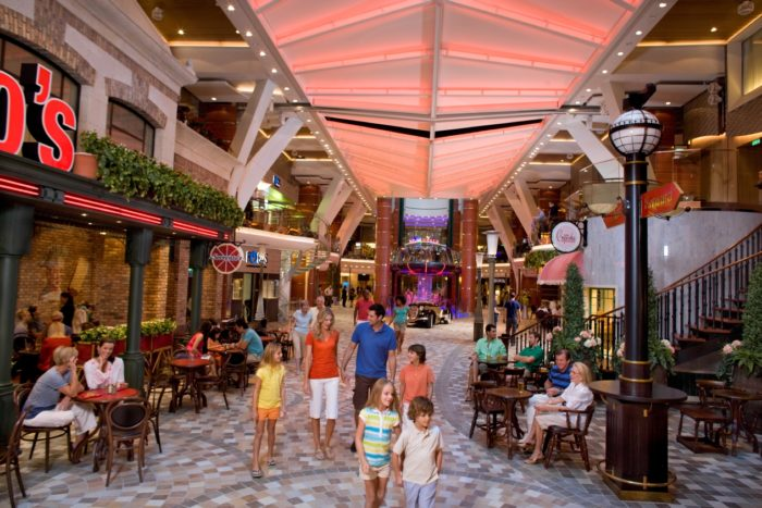 Sheer Luxury on the Largest Cruise Ship, Allure of the Seas 19