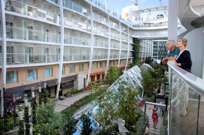 Sheer Luxury on the Largest Cruise Ship, Allure of the Seas 23