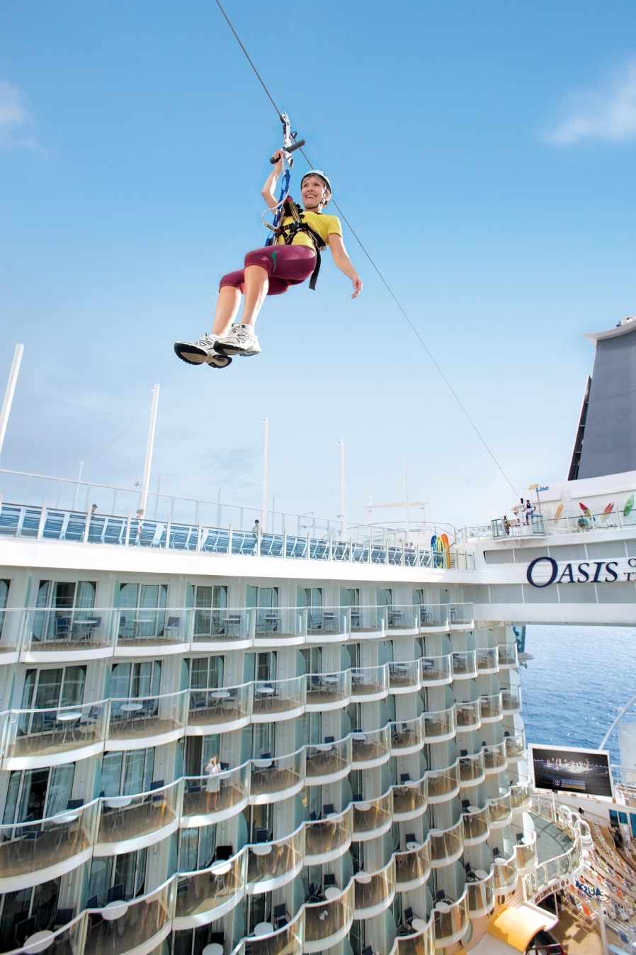 Sheer Luxury on the Largest Cruise Ship, Allure of the Seas 24
