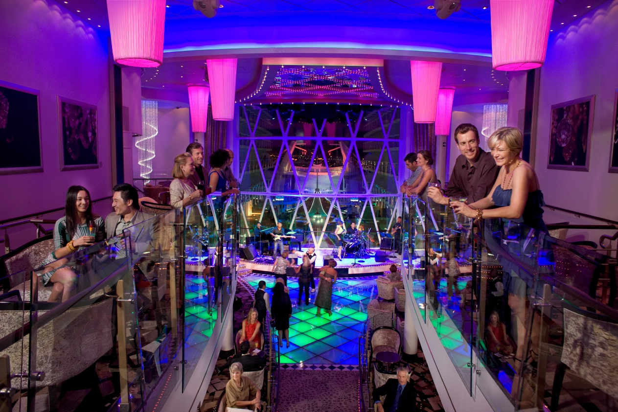 Sheer Luxury on the Largest Cruise Ship, Allure of the Seas 25