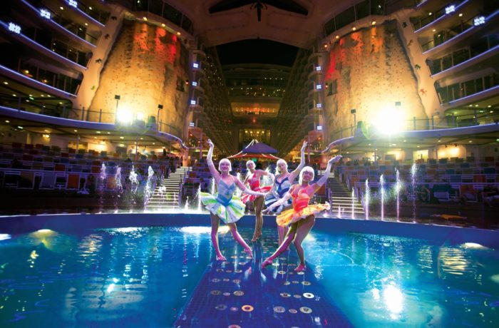 Sheer Luxury on the Largest Cruise Ship, Allure of the Seas 26